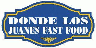 DONDE LOS JUANES FAST FOOD Santiago