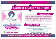 Lfemme Salon&Boutique Ñuñoa