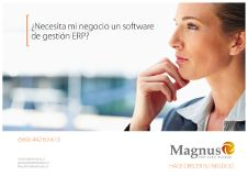Fotos de Magnus ERP