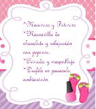 Cumpleaños Spa Princess Chic Antofagasta