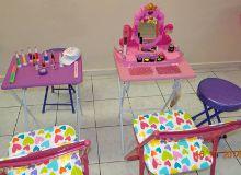 Fotos de Cumpleaños Spa Princess Chic